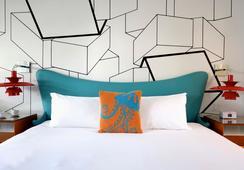 ザ バガボンド ホテル - マイアミ - 寝室