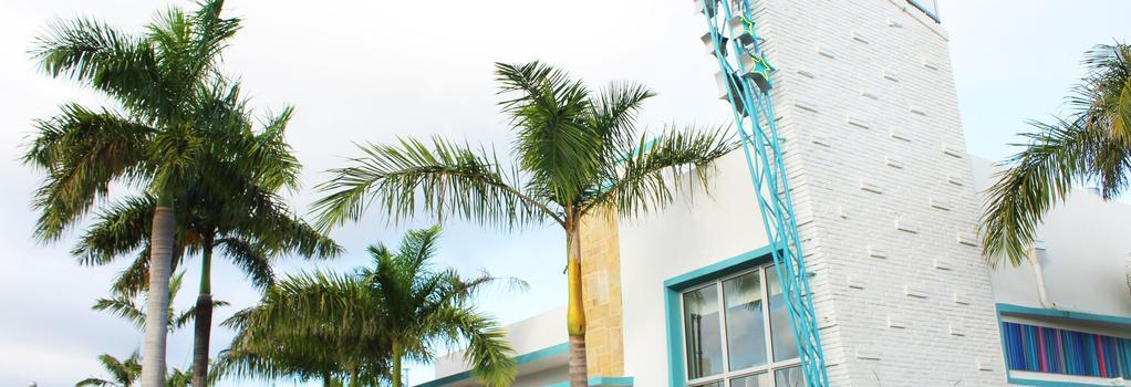 ザ バガボンド ホテル - マイアミ - 建物