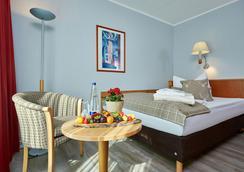 ホテル ケーニヒスホフ - Garmisch-Partenkirchen - 寝室