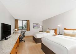 ウィンダム ガーデン ホテル オースティン - オースティン - 寝室