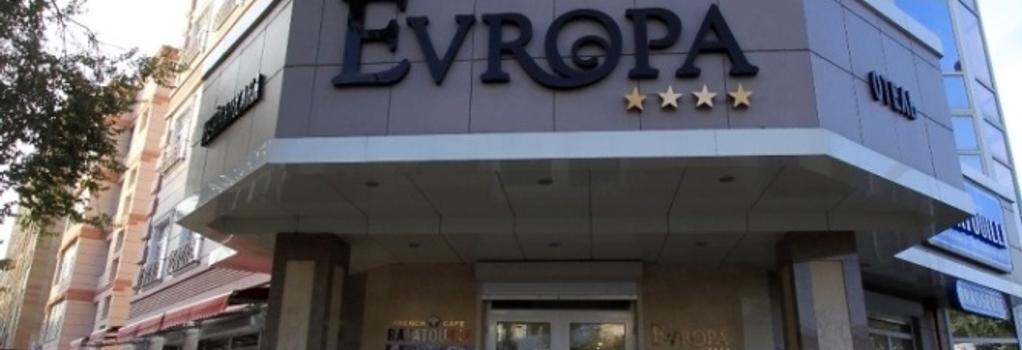 Evropa Hotel - ビシュケク - 建物
