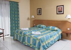ユーロクラブ ホテル - カウラ - 寝室