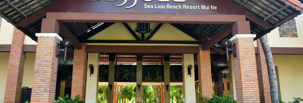 Dessole Sea Lion Beach Resort Mui Ne - Phan Thiet - 建物