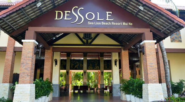 Dessole Sea Lion Beach Resort Mui Ne - Phan Thiet - 建物