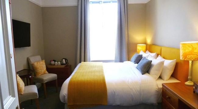 セント デニス ホテル - ヨーク - 寝室