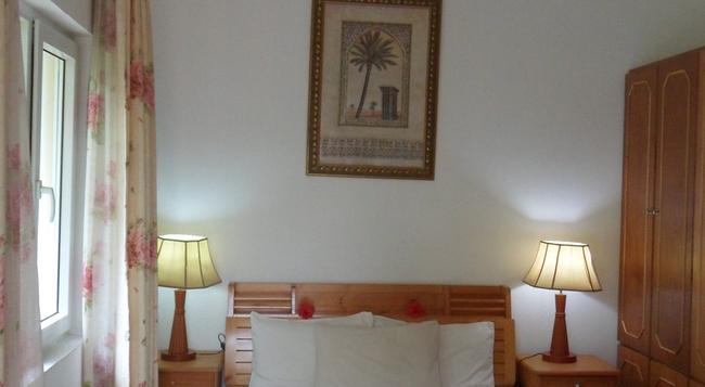 Reef Holiday Apartments - Anse Aux Pins - 寝室
