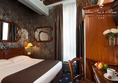 Hotel Saint Paul Le Marais - パリ - 寝室
