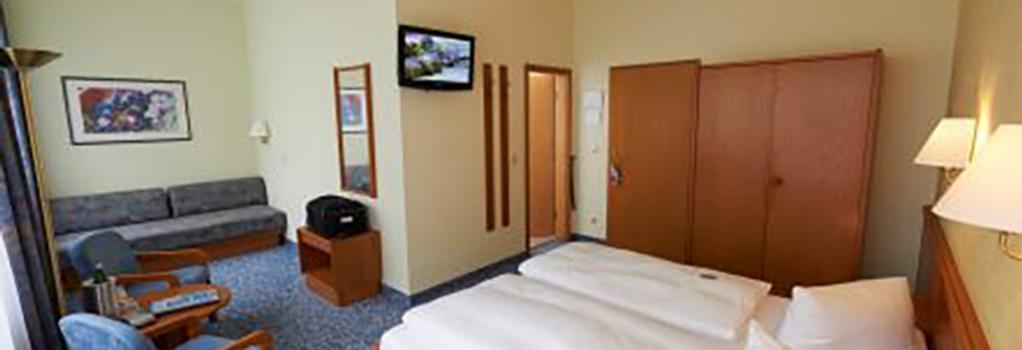 Seehotel Grunewald - ベルリン - 寝室