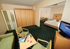 Seehotel Grunewald - ベルリン - リビングルーム