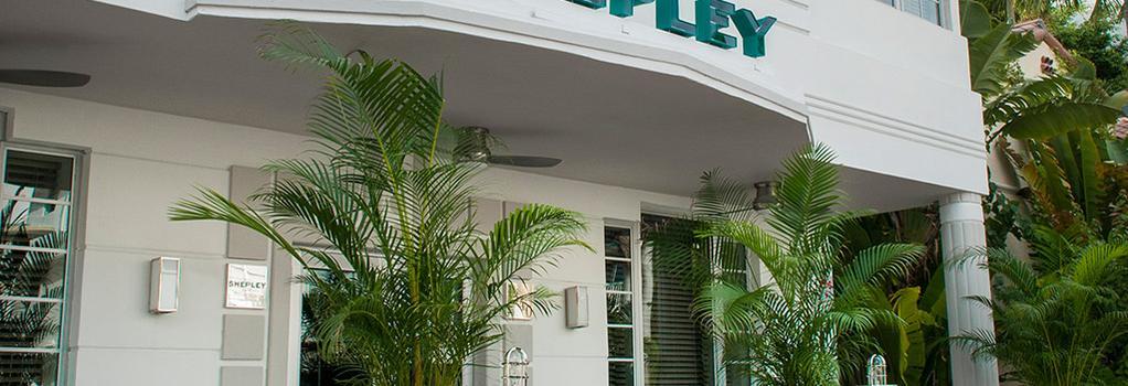 ビーチコマー ホテル - マイアミ・ビーチ - 建物