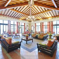 Portaventura Hotel El Paso - Theme Park Tickets Included Lobby Sitting Area
