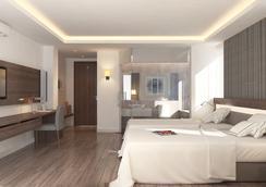 Aroma Nha Trang Boutique Hotel - ニャチャン - 寝室