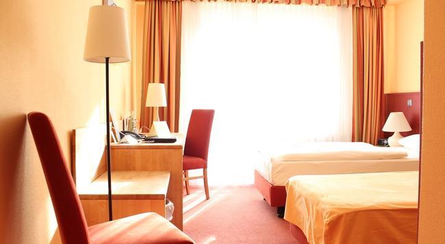 エッセンティス ビオホテル - ベルリン - 寝室
