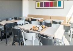 B&B Hôtel Grenoble Centre Verlaine - グルノーブル - レストラン