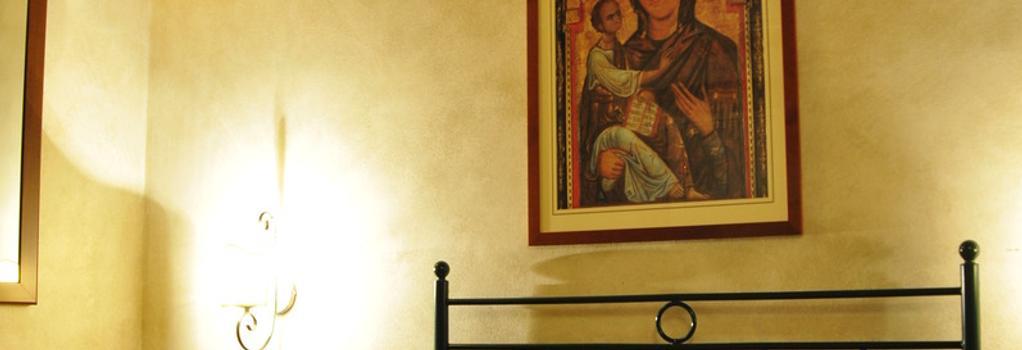 カサ サン トンマーゾ - ピサ - 寝室