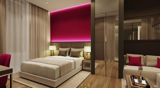 Maccani Luxury Suites - ベオグラード - 寝室