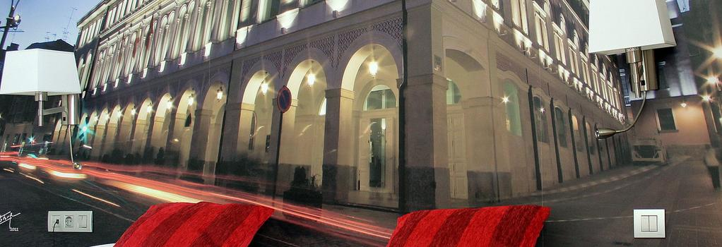 Enara Boutique Hotel - バリャドリッド - 建物