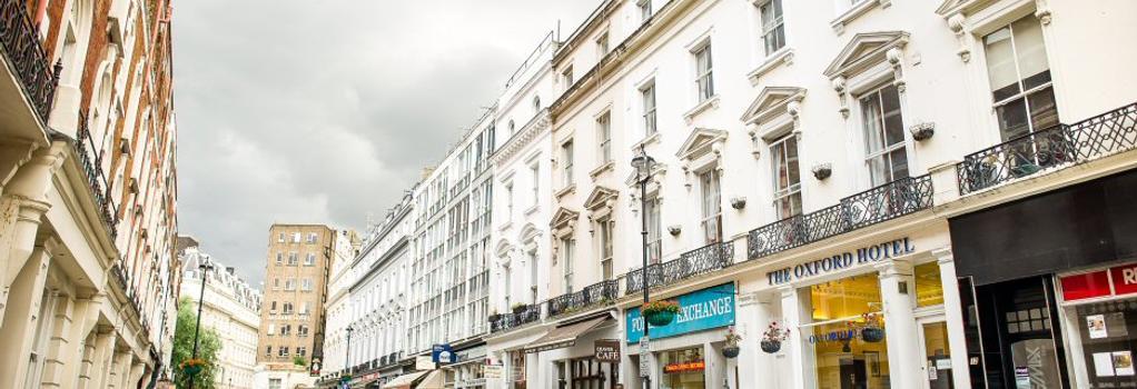 オックスフォード ホテル - ロンドン - 建物