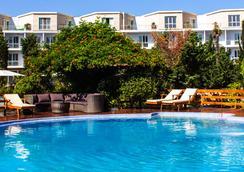 AF Hotel-Aqua Park - Aparthotel - バクー - プール