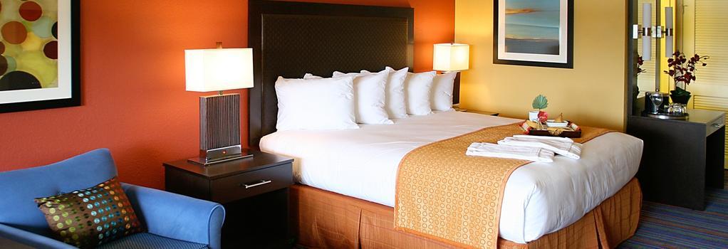 ココ キー ホテル & ウォーター パーク リゾート - オーランド - 寝室