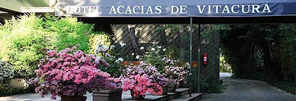 Hotel Boutique Acacias de Vitacura - サンティアゴ - 建物