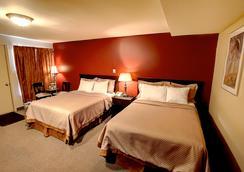 Hôtel Motel Bonaparte - ケベック・シティ - 寝室