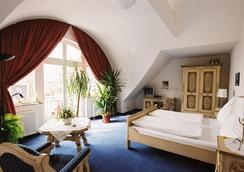 ホテル ツア ポスト - Bonn - 寝室