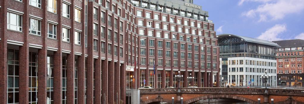 シュタイゲンベルガー ホテル ハンブルク - ハンブルク - 建物