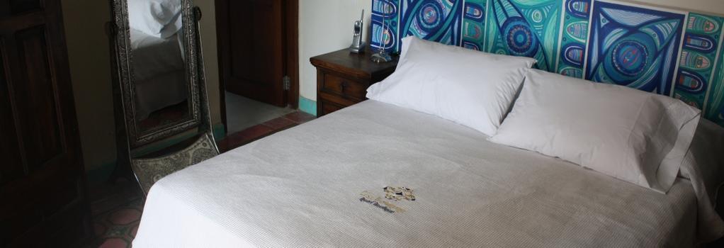 Casa Bustamante Hotel Boutique - カルタヘナ - 寝室
