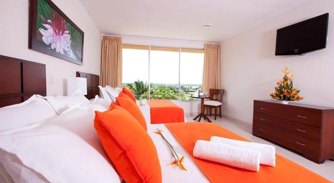 Hotel Anaconda - Leticia - 寝室