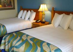 Aqua Beach Inn - マートル・ビーチ - 寝室