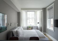 Roost Rittenhouse - フィラデルフィア - 寝室