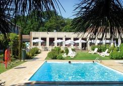 レオナルド ホテル ブルッヘ - ブルージュ - プール