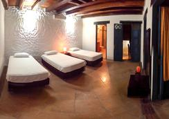 El Genoves Hostal - カルタヘナ - 寝室