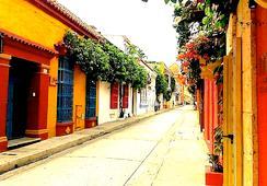 El Genoves Hostal - カルタヘナ - 屋外の景色