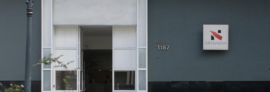 ノルマンディー デザイン ホテル - サンパウロ - 屋外の景色