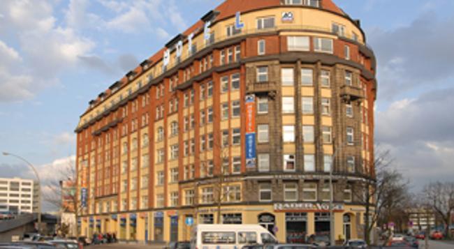 A&O ハンブルク ハウプトバーンホフ - ハンブルク - 建物