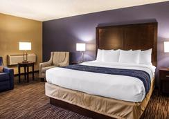 Comfort Inn Arlington Heights - Chicago - アーリントンハイツ - 寝室