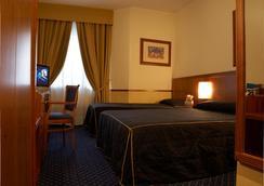 パシフィック ホテル フォルティノ - トリノ - 寝室