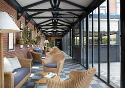 パシフィック ホテル フォルティノ - トリノ - ロビー