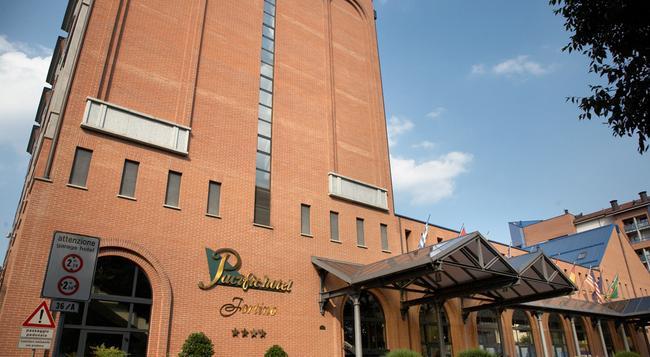 パシフィック ホテル フォルティノ - トリノ - 建物