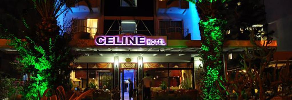 Kleopatra Celine Hotel - アランヤ - 建物