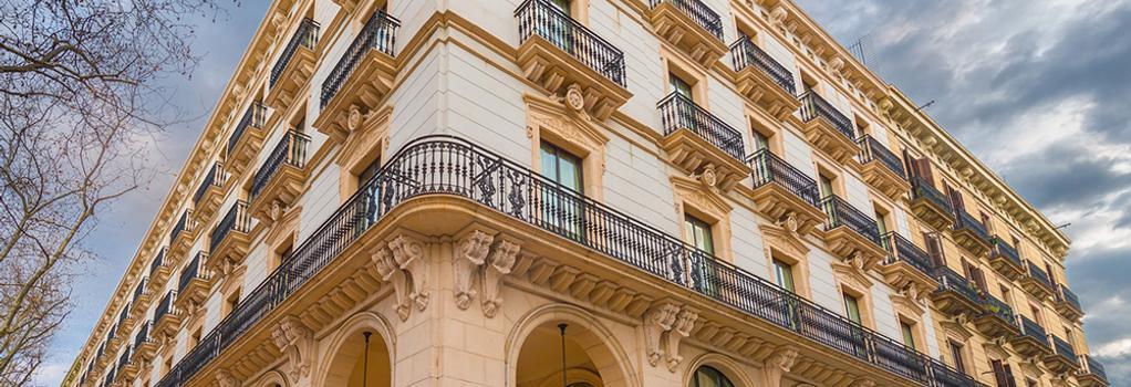 K+K ホテル ピカソ - バルセロナ - 建物