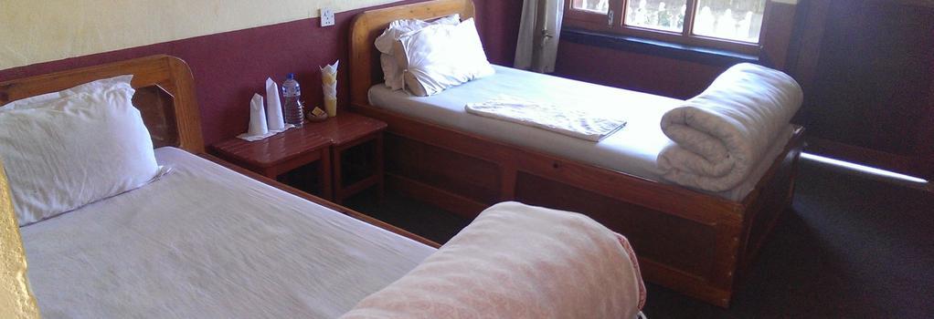 ナガールコット ベッド & ブレックファースト - Nagarkot - 寝室