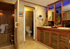 チャーミング ラグジュアリー ロッジ & プライベート スパ - サン・カルロス・デ・バリローチェ - 浴室