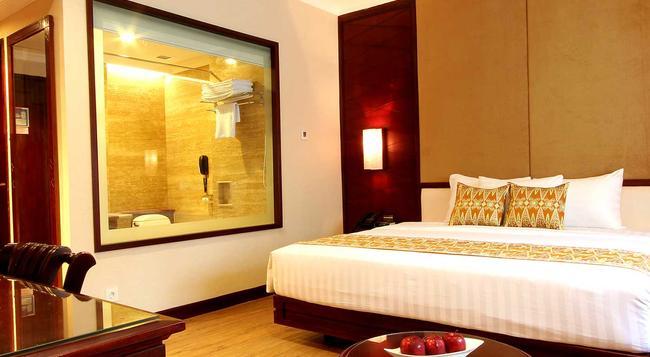 カルティカ チャンドラ - 南ジャカルタ市 - 寝室