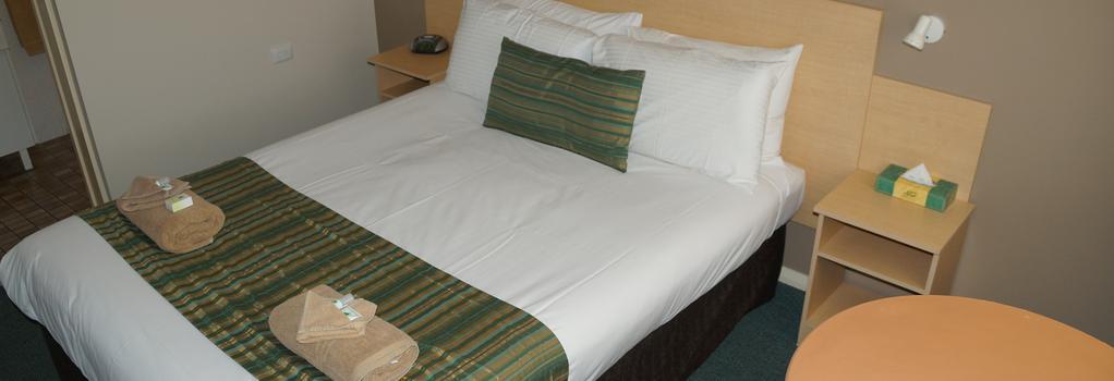 Green Gables Motel - Dubbo - 寝室