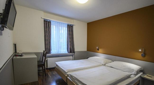 アレクサンダー ゲストハウス - チューリッヒ - 寝室