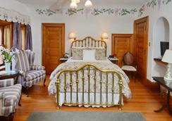 Capitol Hill Mansion Bed and Breakfast Inn - デンバー - 寝室