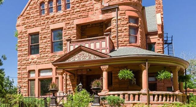 Capitol Hill Mansion Bed and Breakfast Inn - デンバー - 建物